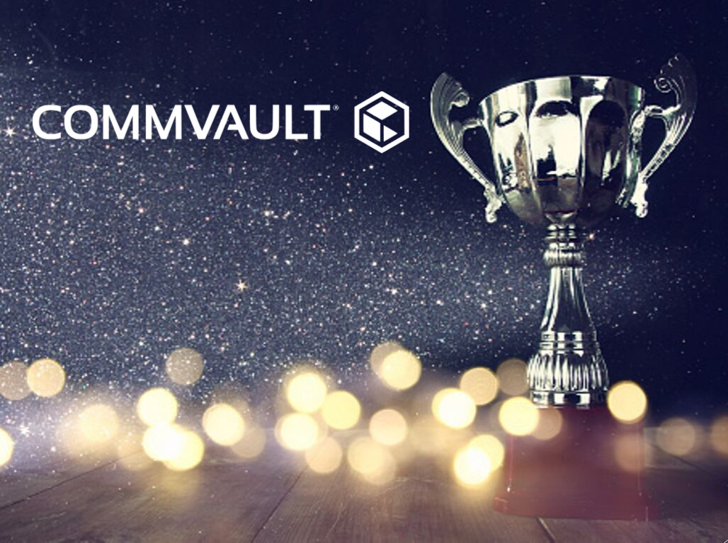 _ Commvault Ranked a Leader in The Forrester Wave™_ Data Resiliency Solutions, Q3 2019