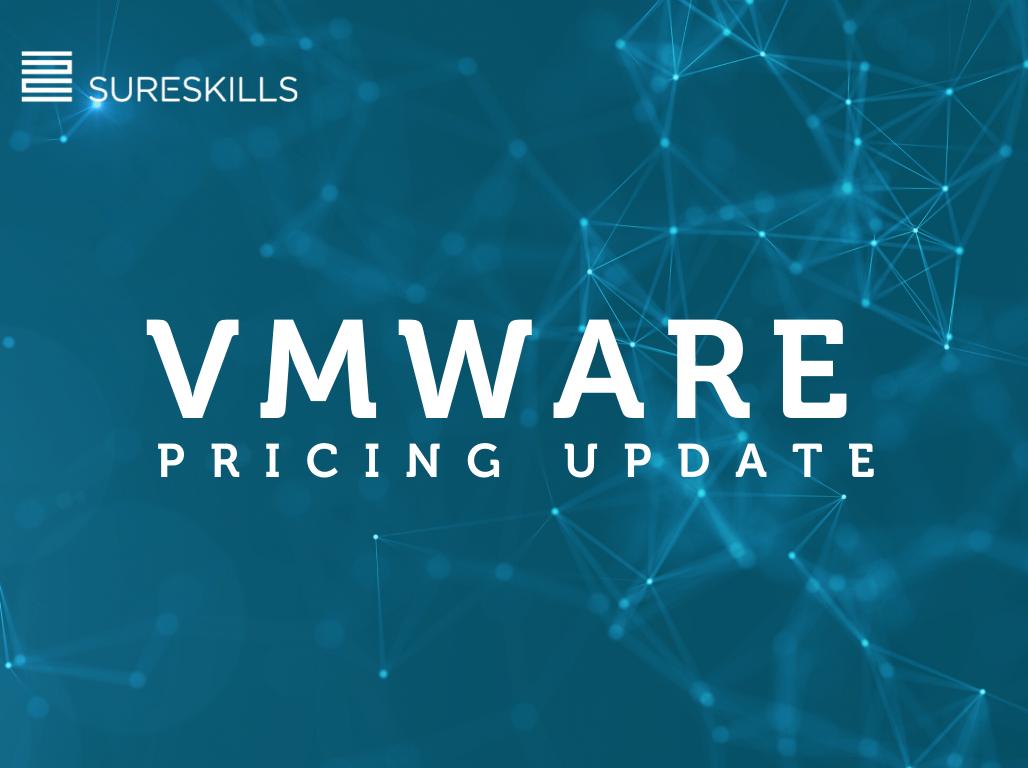 Update to VMware's per-CPU Pricing Model