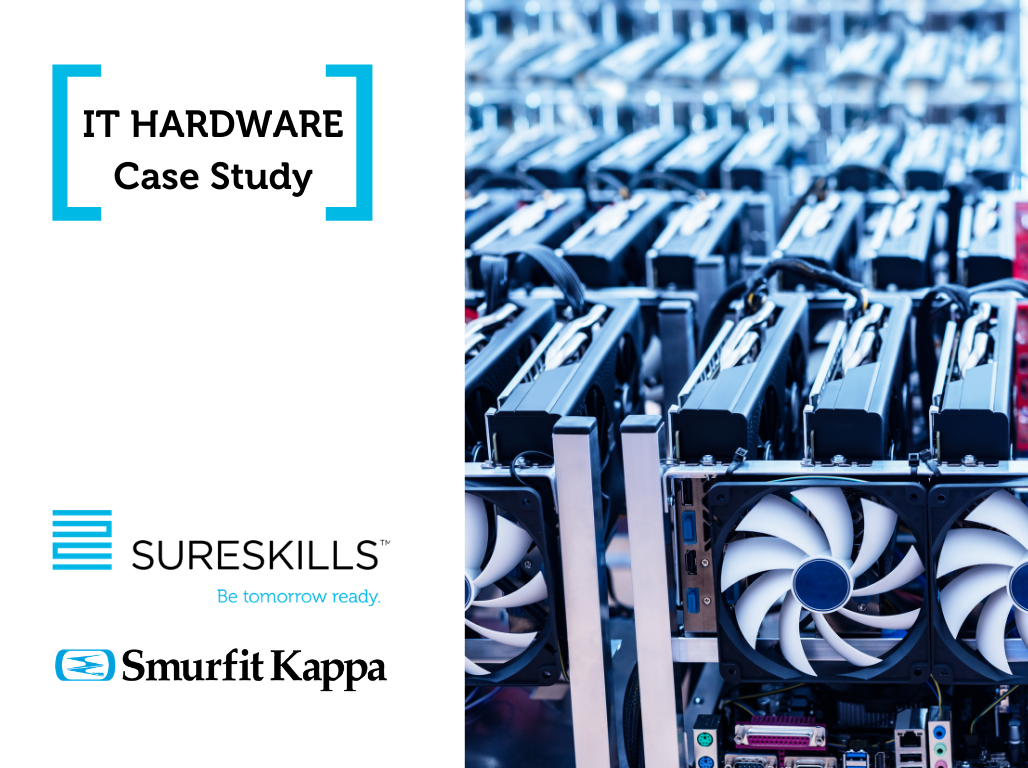 Smurfit Kappa streamlines IT hardware procurement with SureSkills