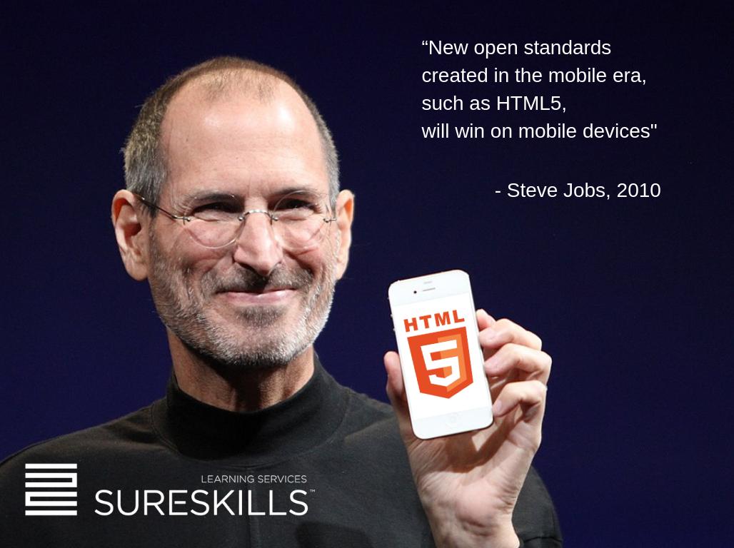 Adobe Flash is retiring. Steve Jobs saw it coming.